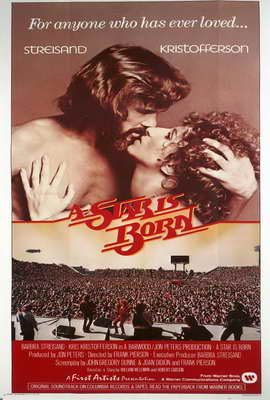 A Star Is Born - 27 x 40 Movie Poster - Style A