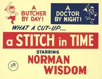 A Stitch in Time - 11 x 14 Movie Poster - Style A