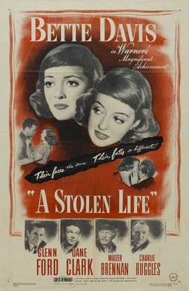 A Stolen Life - 27 x 40 Movie Poster - Style A
