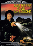 A Stone in the Mouth - 11 x 17 Movie Poster - French Style A