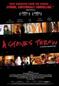 A Stone's Throw - 43 x 62 Movie Poster - Bus Shelter Style A