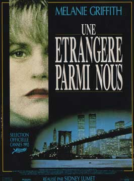 A Stranger Among Us - 11 x 17 Movie Poster - French Style A