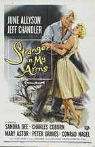 A Stranger in My Arms - 11 x 17 Movie Poster - Style A