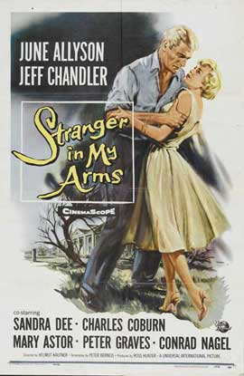 A Stranger in My Arms - 27 x 40 Movie Poster - Style A