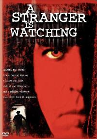 A Stranger Is Watching - 27 x 40 Movie Poster - Style B