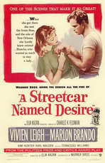 A Streetcar Named Desire - 11 x 17 Movie Poster - Style A