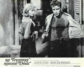 A Streetcar Named Desire - 11 x 14 Poster French Style A