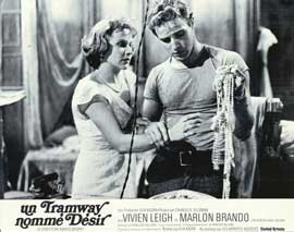 A Streetcar Named Desire - 11 x 14 Poster French Style E