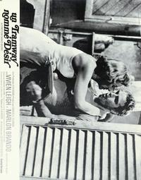 A Streetcar Named Desire - 11 x 14 Poster French Style H
