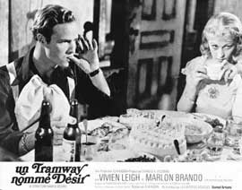A Streetcar Named Desire - 11 x 14 Poster French Style K