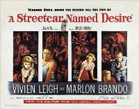 A Streetcar Named Desire - 30 x 40 Movie Poster UK - Style A