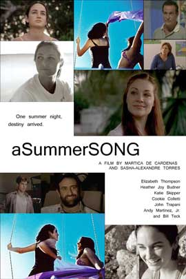 A Summer Song - 11 x 17 Movie Poster - Style A