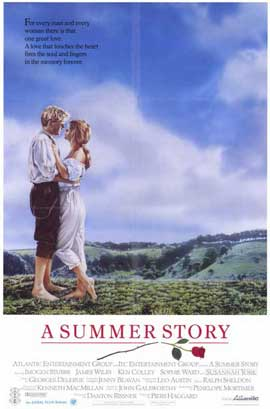 A Summer Story - 11 x 17 Movie Poster - Style A