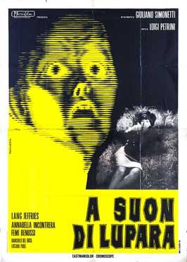 A suon di lupara - 27 x 40 Movie Poster - Italian Style A
