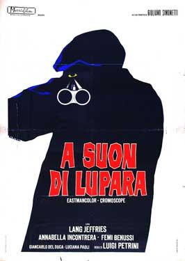 A suon di lupara - 11 x 17 Movie Poster - Italian Style B
