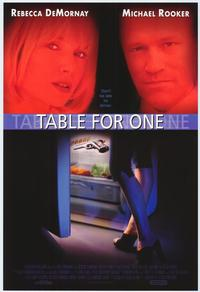 A Table for One - 11 x 17 Movie Poster - Style A