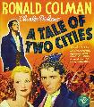 A Tale of Two Cities - 11 x 17 Movie Poster - Style B