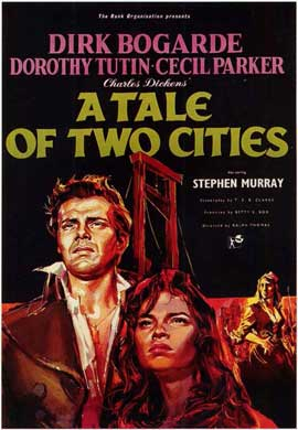 A Tale of Two Cities - 11 x 17 Movie Poster - Style A