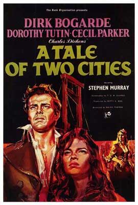 A Tale of Two Cities - 27 x 40 Movie Poster - Style A