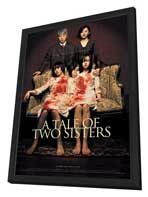 A Tale of Two Sisters - 27 x 40 Movie Poster - Style A - in Deluxe Wood Frame