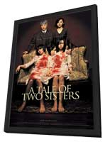 A Tale of Two Sisters - 11 x 17 Movie Poster - Style A - in Deluxe Wood Frame