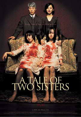 A Tale of Two Sisters - 11 x 17 Movie Poster - Style A