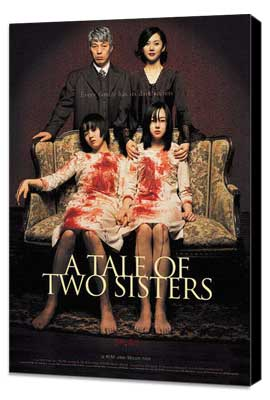 A Tale of Two Sisters - 27 x 40 Movie Poster - Style A - Museum Wrapped Canvas