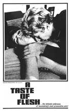 A Taste of Flesh - 27 x 40 Movie Poster - Style A