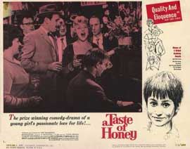 A Taste of Honey - 11 x 14 Movie Poster - Style D