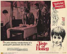 A Taste of Honey - 11 x 14 Movie Poster - Style E