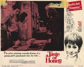 A Taste of Honey - 11 x 14 Movie Poster - Style C