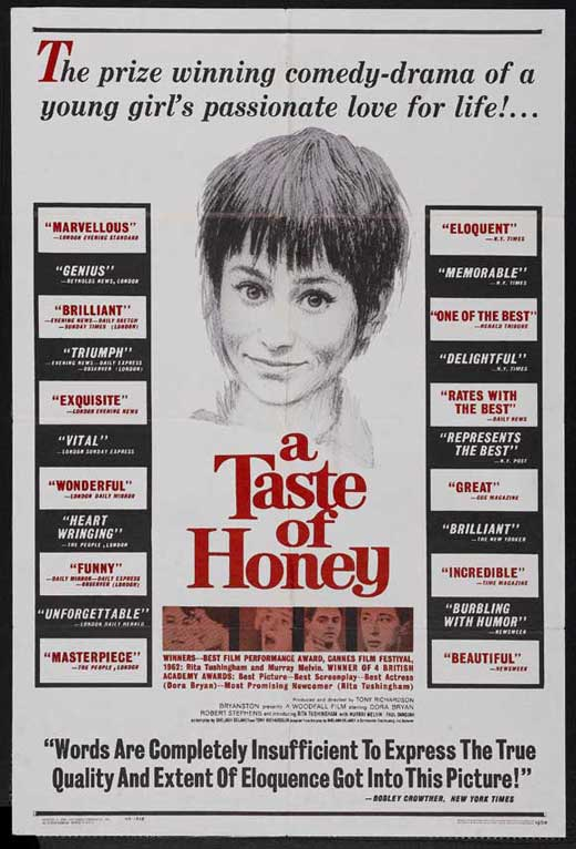 A Taste of Honey movie