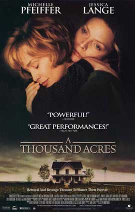 A Thousand Acres - 11 x 17 Movie Poster - Style A
