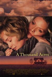 A Thousand Acres - 11 x 17 Movie Poster - Style B