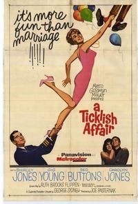 Ticklish Affair - 11 x 17 Movie Poster - Style A