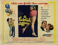 Ticklish Affair - 11 x 14 Movie Poster - Style A