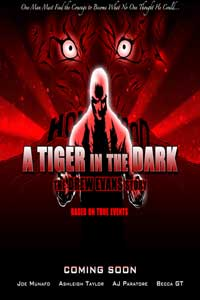 A Tiger in the Dark: The Drew Evans Story - 11 x 17 Movie Poster - Style A
