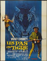 A Tiger Walks - 11 x 17 Movie Poster - French Style A