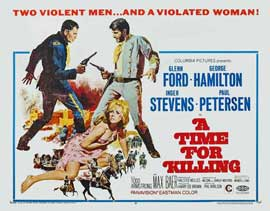 Time for Killing - 11 x 14 Movie Poster - Style A