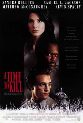 A Time to Kill - 11 x 17 Movie Poster - Style A