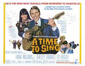 A Time to Sing - 11 x 14 Movie Poster - Style A