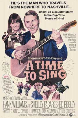 A Time to Sing - 11 x 17 Movie Poster - Style A
