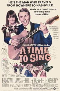 A Time to Sing - 27 x 40 Movie Poster - Style A