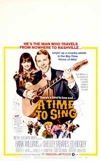 A Time to Sing - 14 x 22 Movie Poster - Style A