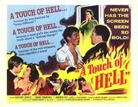 A Touch of Hell - 22 x 28 Movie Poster - Half Sheet Style A