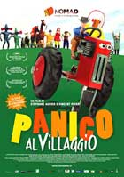 A Town Called Panic (TV) - 11 x 17 Movie Poster - Italian Style A