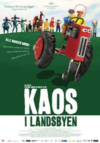 A Town Called Panic (TV) - 27 x 40 Movie Poster - Norwegian Style A