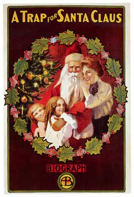 A Trap for Santa Claus - 27 x 40 Movie Poster - Style A