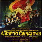 A Trip to Chinatown - 11 x 17 Movie Poster - Style A