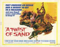 Twist of Sand - 11 x 14 Movie Poster - Style A